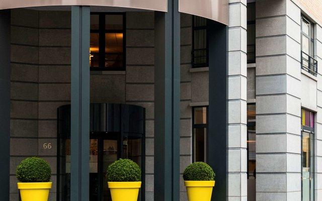 ibis Styles Hotel Brussels Centre Stéphanie вид на фасад