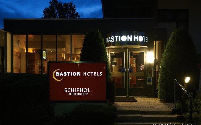 Отель Bastion Hotel Schiphol Hoofddorp Нидерланды, Хофддорп - 1 отзыв об отеле, цены и фото номеров - забронировать отель Bastion Hotel Schiphol Hoofddorp онлайн вид на фасад