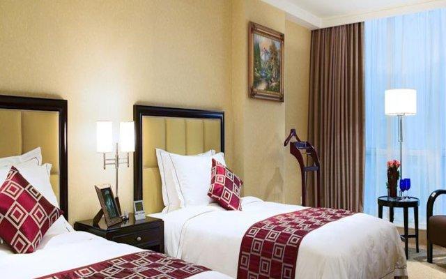 Отель Grand Mercure Oriental Ginza Шэньчжэнь комната для гостей