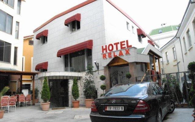 Отель Relax Албания, Тирана - отзывы, цены и фото номеров - забронировать отель Relax онлайн вид на фасад