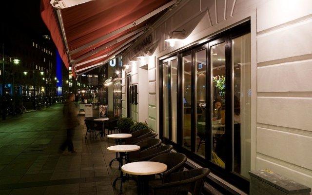 Отель Ferdinand Hotel – Bar – Restaurant Дания, Орхус - отзывы, цены и фото номеров - забронировать отель Ferdinand Hotel – Bar – Restaurant онлайн вид на фасад