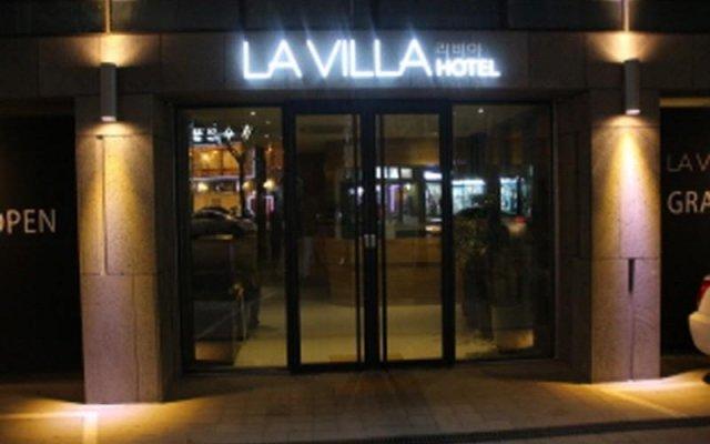 Отель Lavilla Hotel Южная Корея, Сеул - отзывы, цены и фото номеров - забронировать отель Lavilla Hotel онлайн вид на фасад