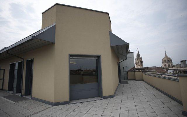 Отель Residence Cristina 52 Италия, Турин - отзывы, цены и фото номеров - забронировать отель Residence Cristina 52 онлайн вид на фасад
