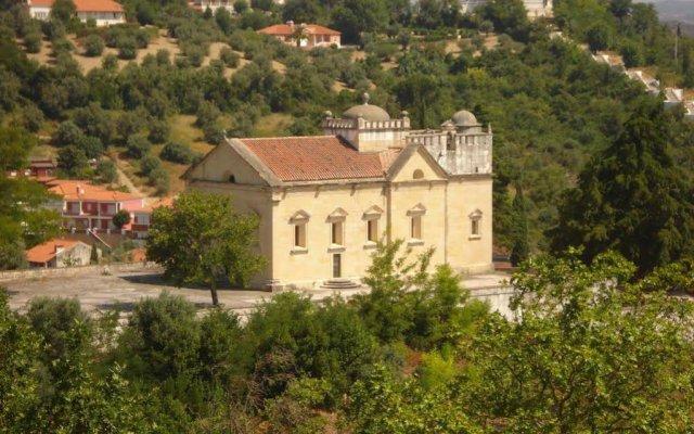 Hotel Sinagoga Томар вид на фасад