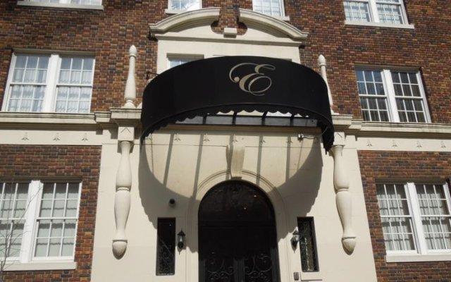 Отель Eldon Luxury Suites Вашингтон вид на фасад