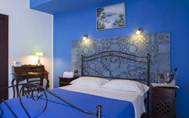 Отель B&B Le Cinque Novelle Агридженто комната для гостей