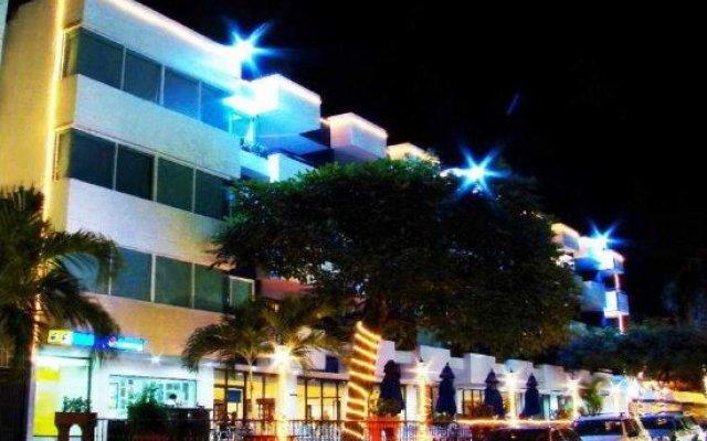 Отель Arhuaco Колумбия, Санта-Марта - отзывы, цены и фото номеров - забронировать отель Arhuaco онлайн вид на фасад