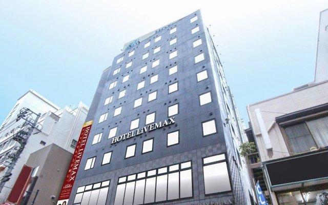 Hotel Livemax Yokohama Motomachi Ekimae вид на фасад