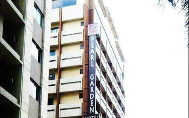Отель Pearl Garden Hotel Филиппины, Манила - отзывы, цены и фото номеров - забронировать отель Pearl Garden Hotel онлайн вид на фасад