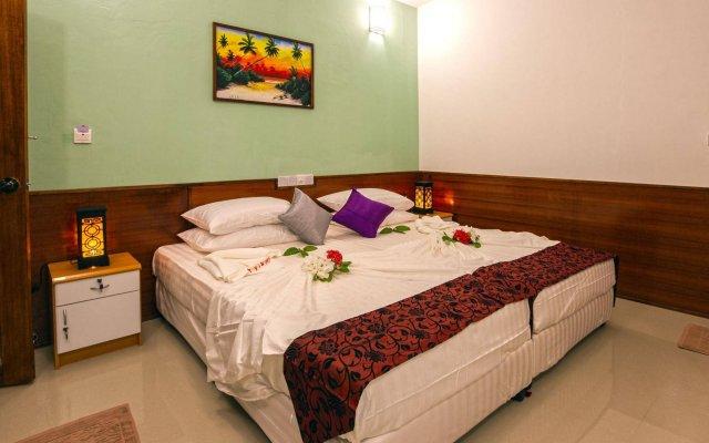 Отель Liberty Guest House Maldives вид на фасад