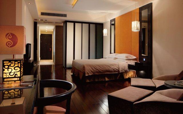 Отель S·I·G Resort Китай, Сямынь - отзывы, цены и фото номеров - забронировать отель S·I·G Resort онлайн комната для гостей