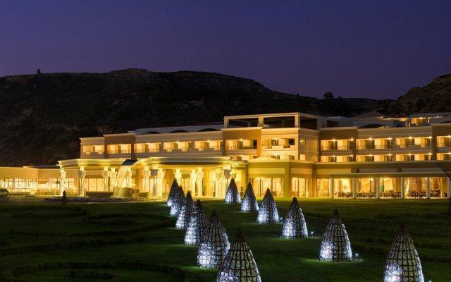 Отель La Marquise Luxury Resort Complex вид на фасад