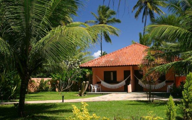 Отель Pousada Tabapitanga вид на фасад