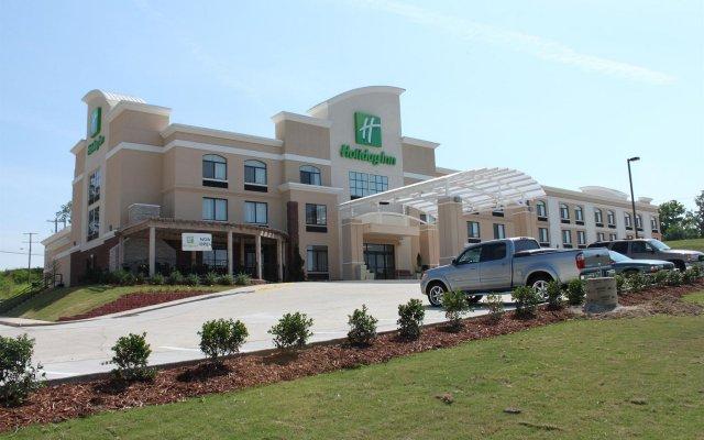 Отель Holiday Inn Vicksburg США, Виксбург - отзывы, цены и фото номеров - забронировать отель Holiday Inn Vicksburg онлайн вид на фасад