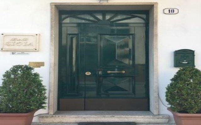 Отель B&B Gioia Италия, Падуя - отзывы, цены и фото номеров - забронировать отель B&B Gioia онлайн вид на фасад