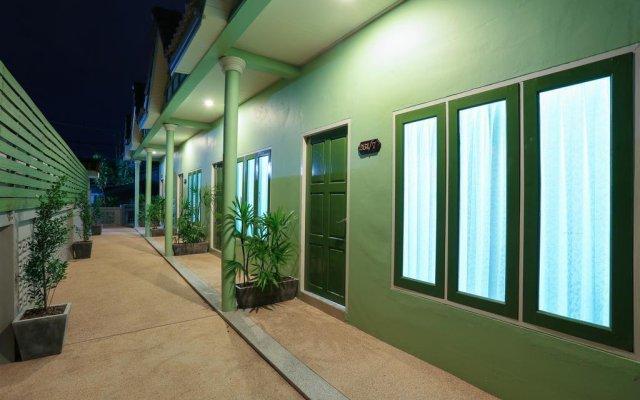 Отель Hassana House вид на фасад