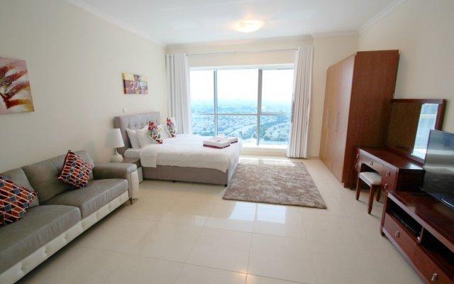Отель Kennedy Towers - Saba II комната для гостей