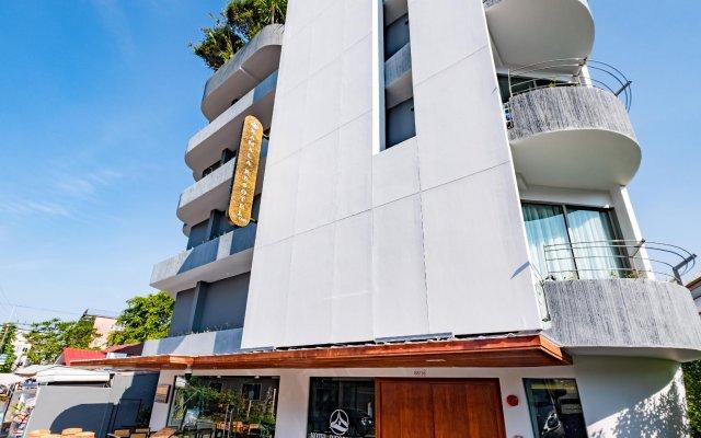 Отель Kamala Resotel Камала Бич вид на фасад