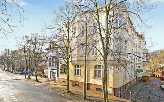 Апартаменты Dom & House - Apartment Haffnera Supreme вид на фасад