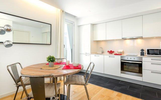 Отель UD Rambla Suites & Pool 23 (1BR) Испания, Барселона - отзывы, цены и фото номеров - забронировать отель UD Rambla Suites & Pool 23 (1BR) онлайн