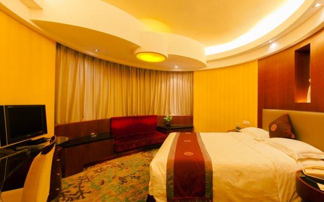 Отель Shenzhen Shanghai Hotel Китай, Шэньчжэнь - 1 отзыв об отеле, цены и фото номеров - забронировать отель Shenzhen Shanghai Hotel онлайн комната для гостей