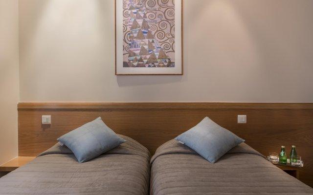 Отель Apollinaire Франция, Париж - отзывы, цены и фото номеров - забронировать отель Apollinaire онлайн комната для гостей