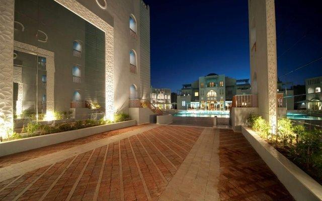 Fanadir Hotel El Gouna (Только для взрослых) вид на фасад