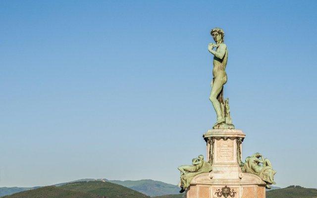 Отель Rivoire - 2783 - Florence - Hld 34357 Флоренция приотельная территория