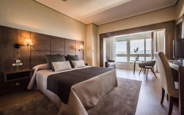 Talaso Hotel Louxo La Toja комната для гостей