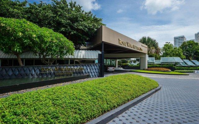 Отель Royal Wing Suites & Spa Таиланд, Паттайя - 3 отзыва об отеле, цены и фото номеров - забронировать отель Royal Wing Suites & Spa онлайн вид на фасад