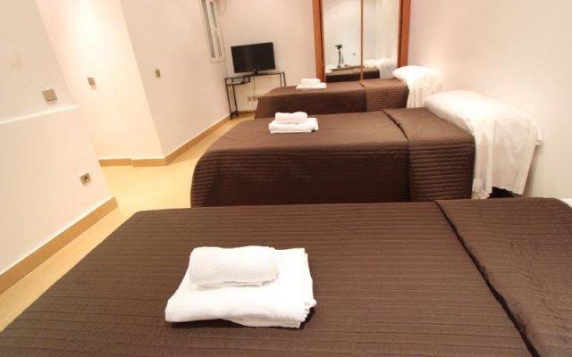 Отель Behap Madrid De Las Letras Испания, Мадрид - отзывы, цены и фото номеров - забронировать отель Behap Madrid De Las Letras онлайн удобства в номере
