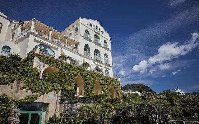 Belmond Hotel Caruso Равелло вид на фасад