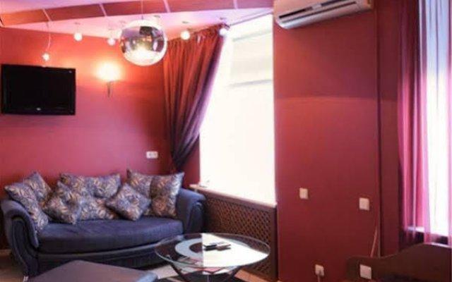 Гостиница В Корабле комната для гостей