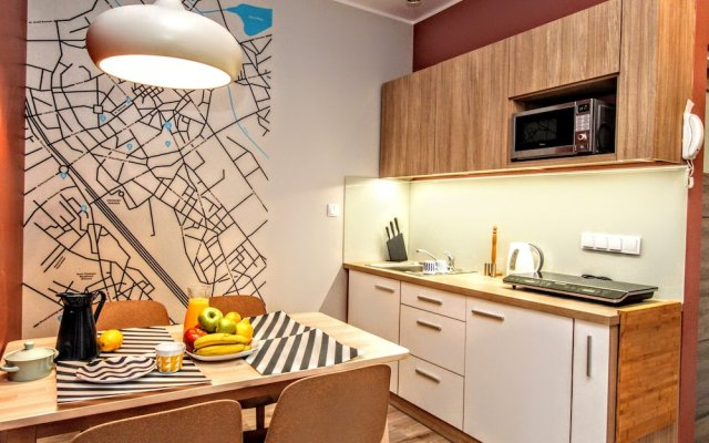 Отель RentPlanet Apartament Polwiejska Польша, Познань - отзывы, цены и фото номеров - забронировать отель RentPlanet Apartament Polwiejska онлайн