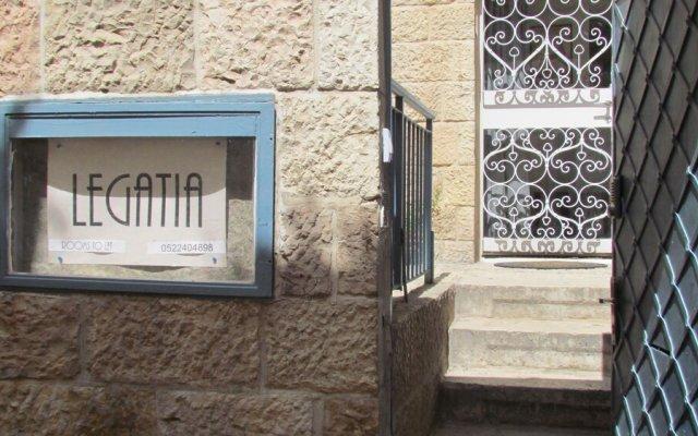 Legatia Израиль, Иерусалим - отзывы, цены и фото номеров - забронировать отель Legatia онлайн вид на фасад