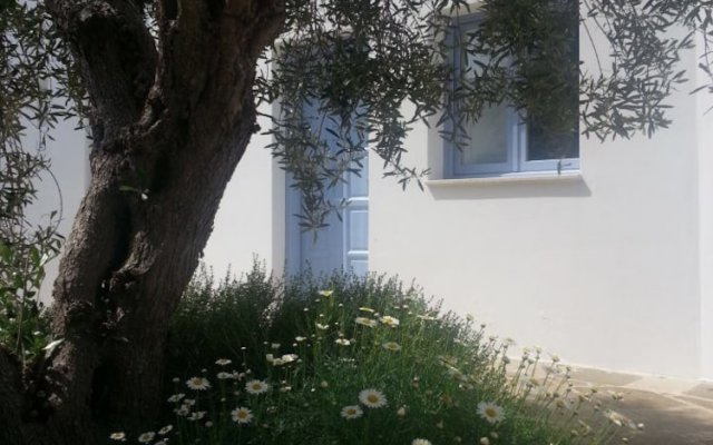 Отель Tenuta De Marco Пресичче вид на фасад