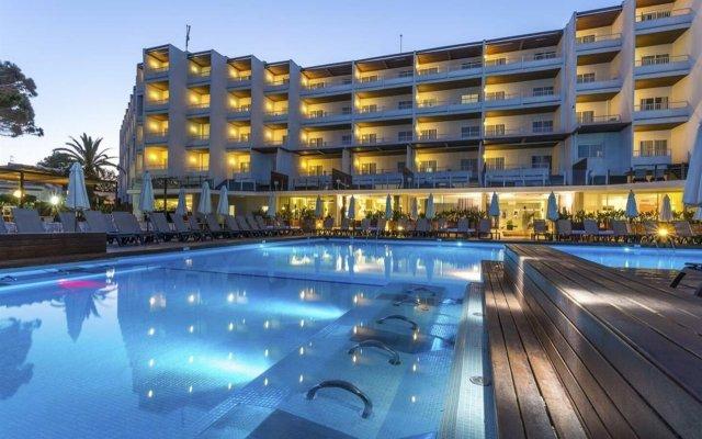 Palladium Hotel Don Carlos - All Inclusive вид на фасад