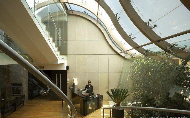 Отель Daios Luxury Living Греция, Салоники - отзывы, цены и фото номеров - забронировать отель Daios Luxury Living онлайн вид на фасад
