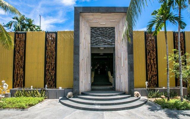 Отель Pavilion Samui Villas & Resort вид на фасад