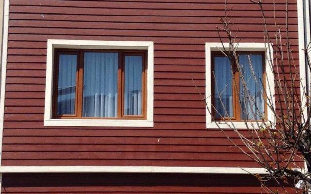 Oliva Hotel вид на фасад