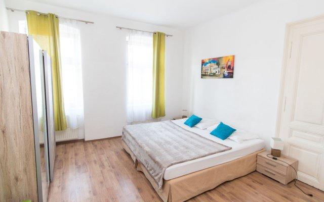 Отель CheckVienna - Lassallestrasse комната для гостей