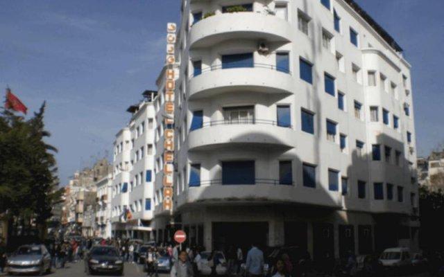 Отель Chellah Hotel Марокко, Танжер - отзывы, цены и фото номеров - забронировать отель Chellah Hotel онлайн вид на фасад