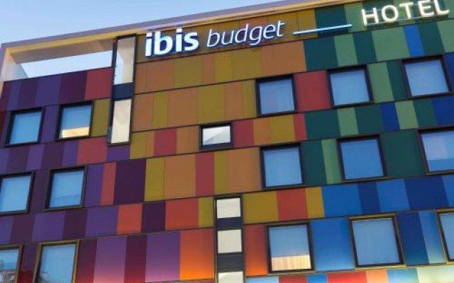 Отель Ibis Budget Madrid Calle 30 Испания, Мадрид - отзывы, цены и фото номеров - забронировать отель Ibis Budget Madrid Calle 30 онлайн вид на фасад