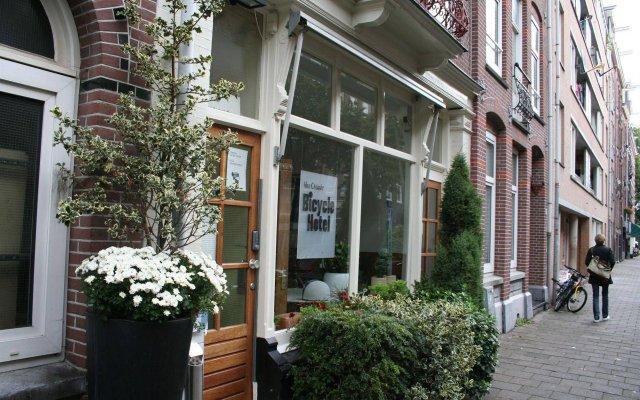 Отель Bicycle Hotel Amsterdam Нидерланды, Амстердам - отзывы, цены и фото номеров - забронировать отель Bicycle Hotel Amsterdam онлайн вид на фасад