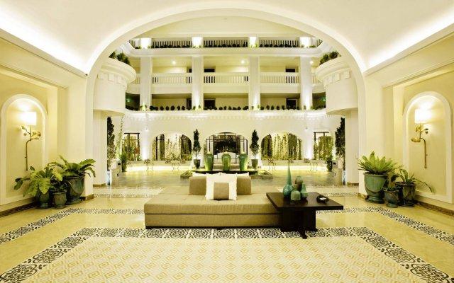 Отель Lasenta Boutique Hotel Hoian Вьетнам, Хойан - отзывы, цены и фото номеров - забронировать отель Lasenta Boutique Hotel Hoian онлайн вид на фасад