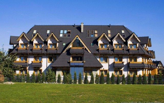 Отель Skalny Польша, Закопане - отзывы, цены и фото номеров - забронировать отель Skalny онлайн вид на фасад