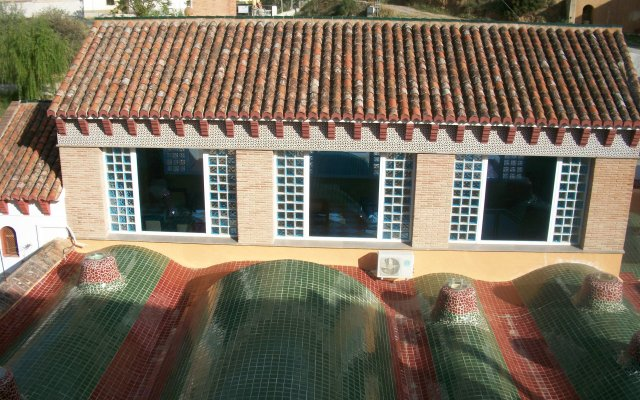 Отель Hostal Rural Gloria вид на фасад