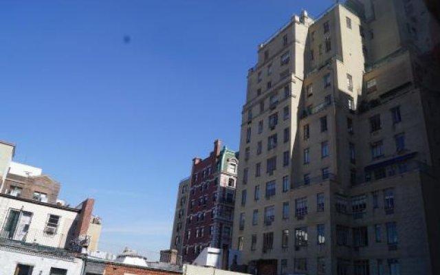 Апартаменты Central Park Apartments вид на фасад