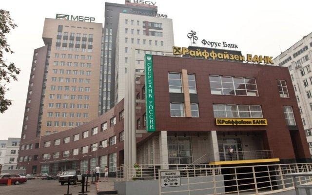 Гостиница Гостиный Дом вид на фасад