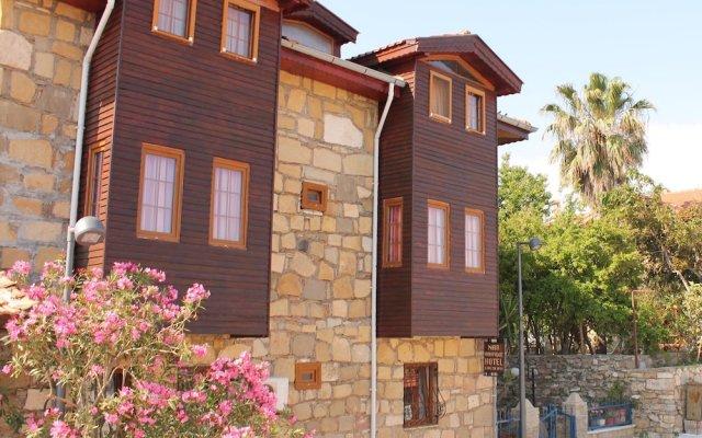 Nar Hotel Турция, Сиде - отзывы, цены и фото номеров - забронировать отель Nar Hotel онлайн вид на фасад